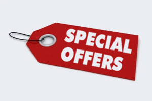 Fees & Special Offers